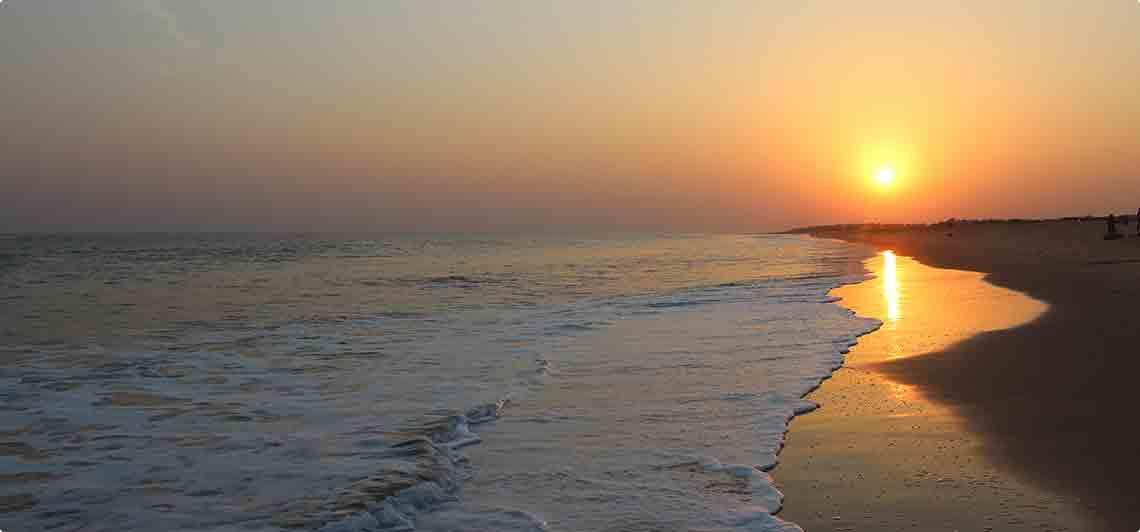 Odisha Tourism : Puri Beach