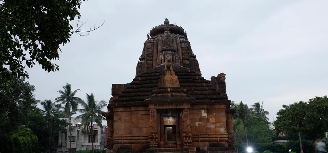 Rajarani Temple 1