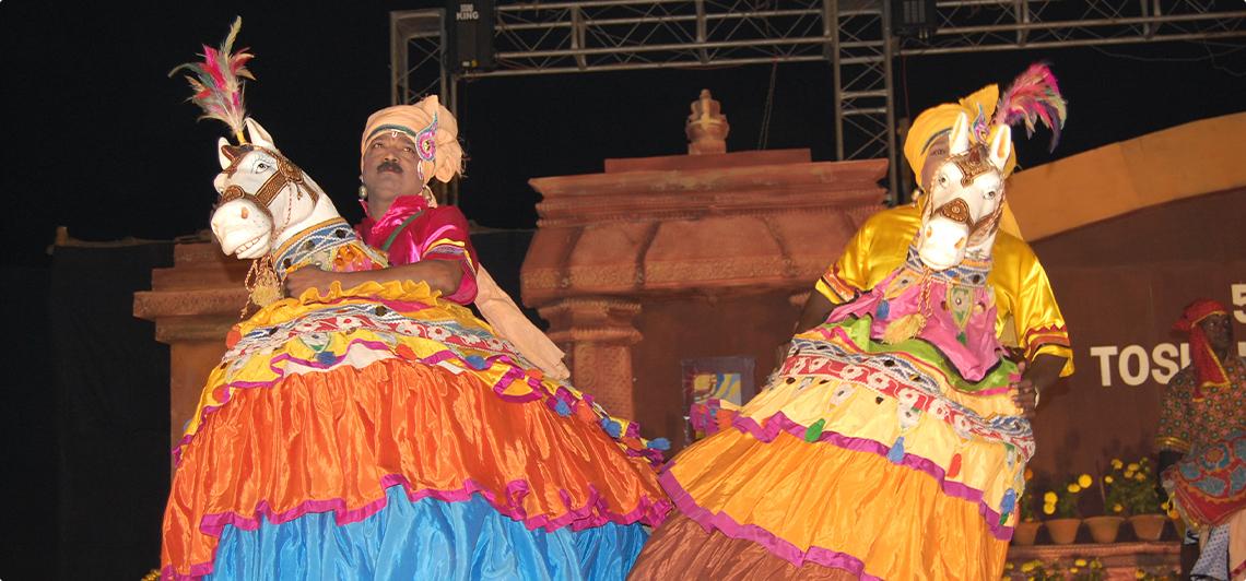 Odisha Tourism Folk Dance
